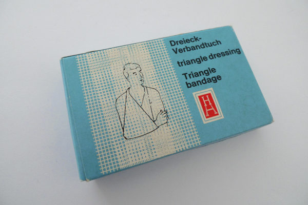Dreieck-Verbandtuch