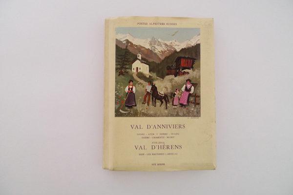 Schweizerische Alpenposten: Val d`Anniviers