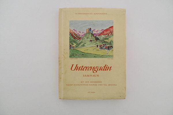 Schweizerische Alpenposten: Unterengadin