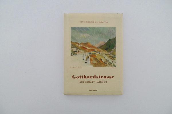Schweizerische Alpenposten: Gotthardstrasse