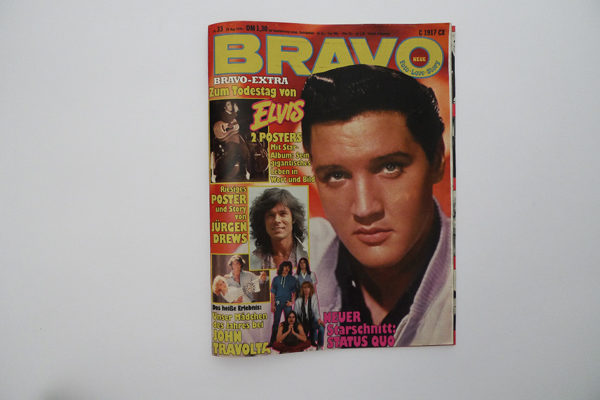 BRAVO; 10. August 1978; Nr. 33