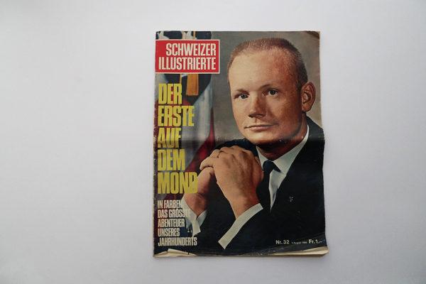Schweizer Illustrierte, 4. August 1969