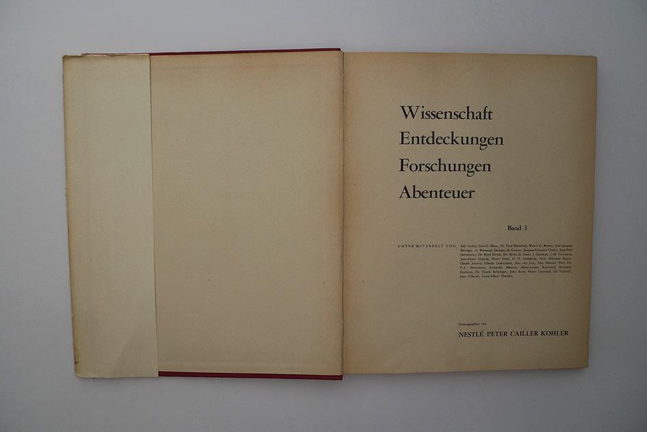 Wissenschaft, Entdeckungen, Forschungen, Abenteuer – Band 3
