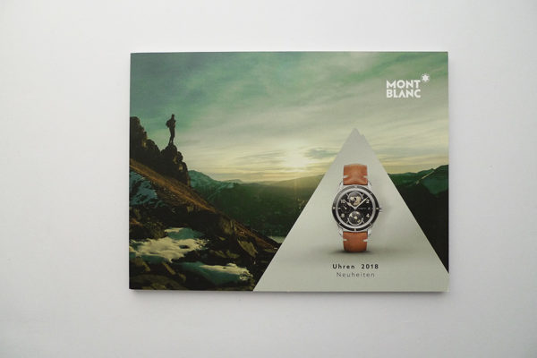 Mont Blanc Katalog
