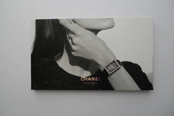 CHANEL Horlogerie Katalog
