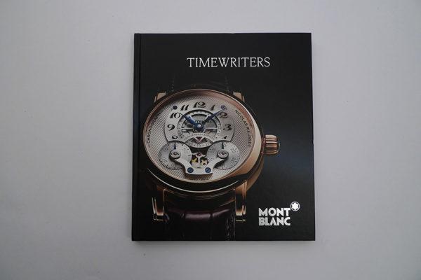 Mont Blanc Katalog Timewriters 2011