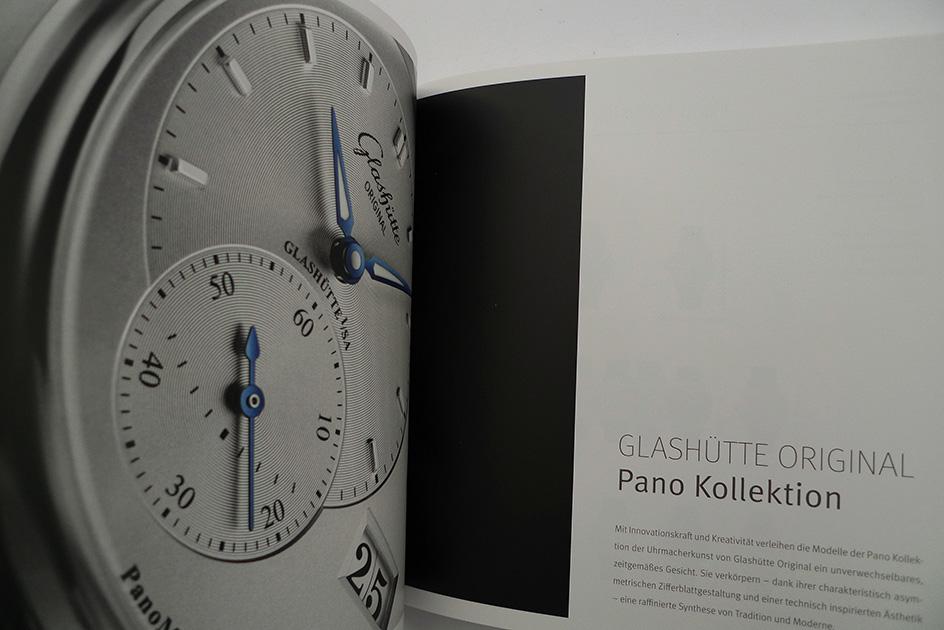 Glashütte Original Katalog 2017