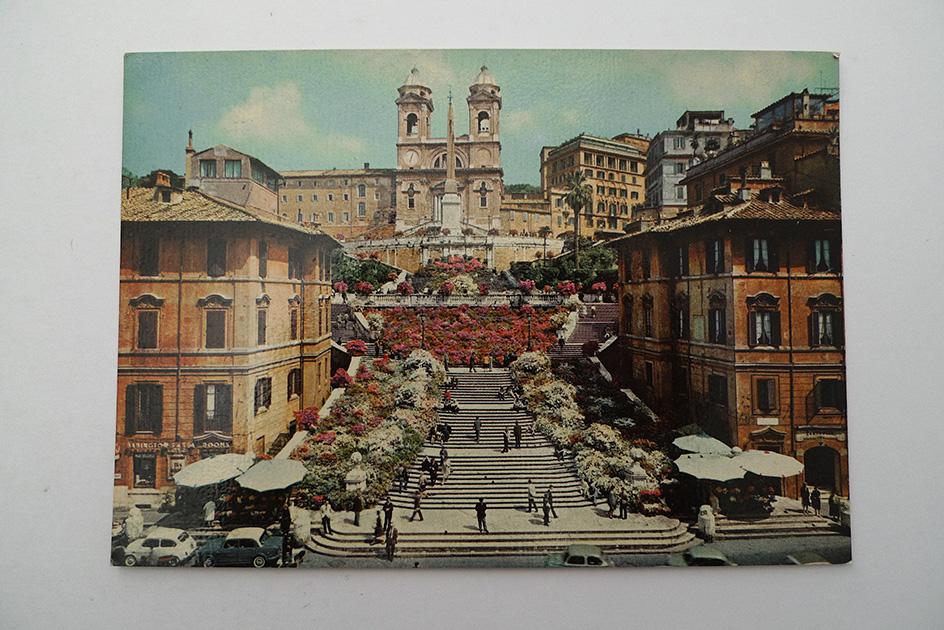 ROMA – Piazza di Spagna