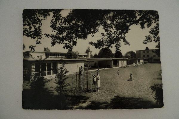 Birnbäumen - Kinderheim und Pflegerinnenschule
