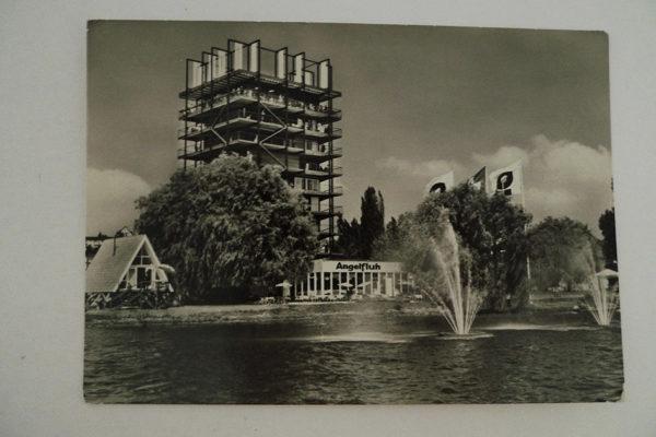 SAFFA-Wohnturm 1958