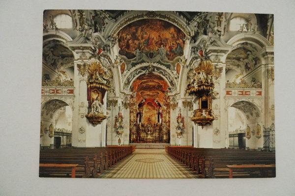 Einsiedeln - Stiftskirche