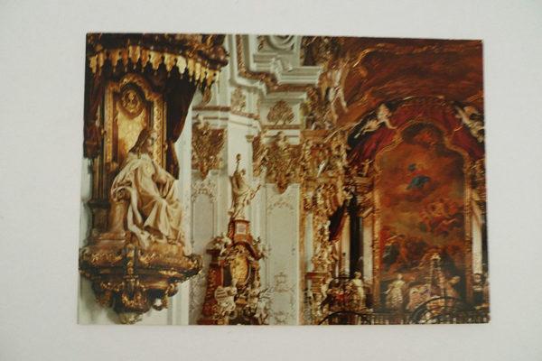 Stiftskirche Einsiedeln