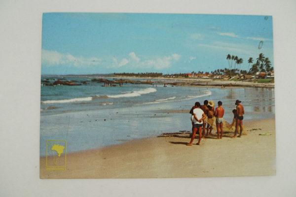 Brasil - Salvador, Praia de Itapoã