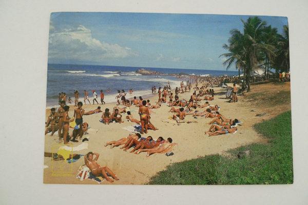 Brasil - Salvador, Praia de Olinda