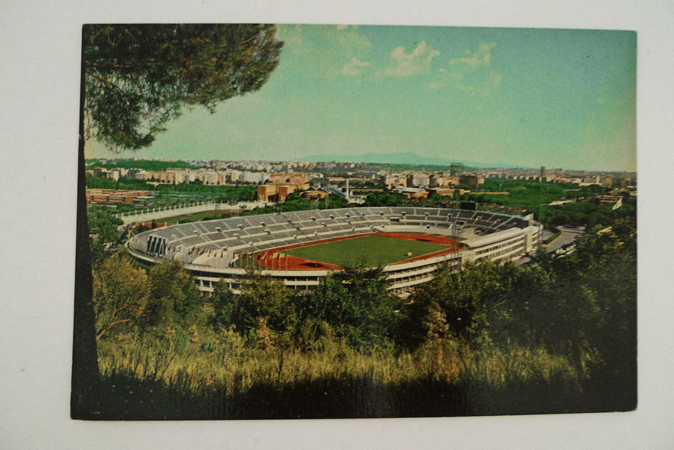 Rom – Olympisches Stadion