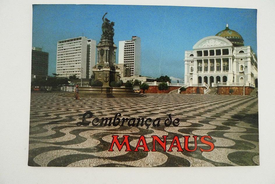 Manaus – Teatro Amazonas