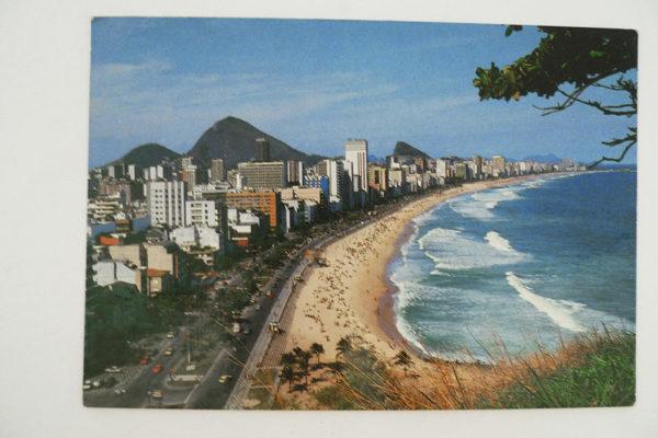 Rio de Janeiro - Praia do Leblon