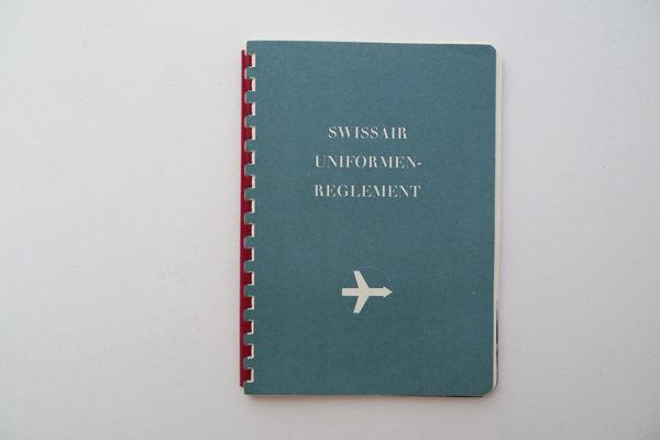 Swissair Uniformen-Reglement