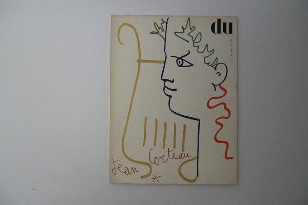 Du; Jean Cocteau. Das Haus des Dichters
