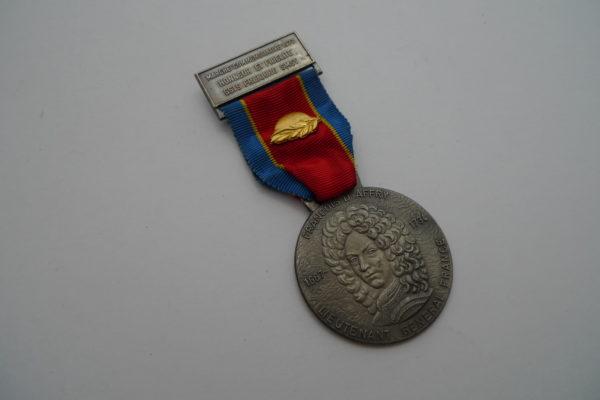 Medaille SSTS Fribourg SMSV