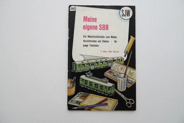 Meine eigene SBB -SJW Heft 369