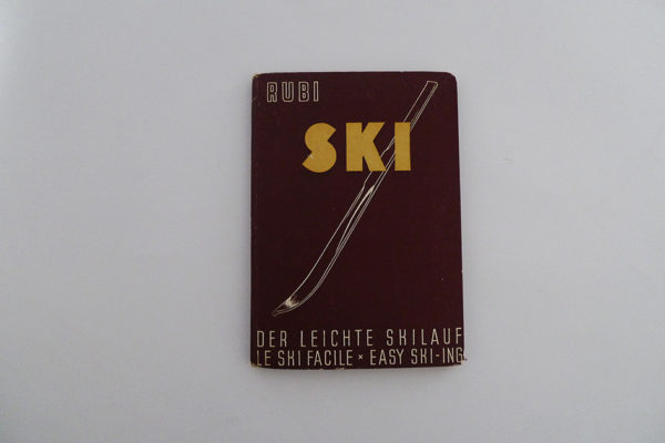 SKI; Der leichte Skilauf