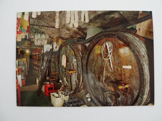 Crotto Ghiggi; Vini e liquori