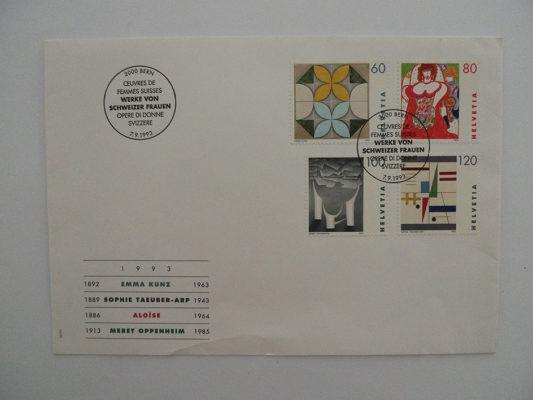 Ersttagsbrief (FDC) 7.9.1993