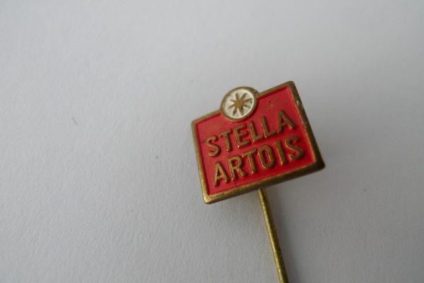 Anstecknadel Stella Artois