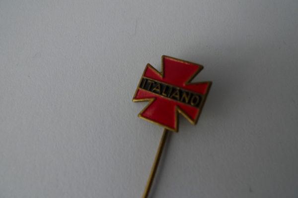 Anstecknadel Italiano