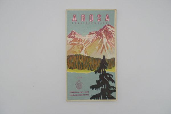 Arosa Touristenkarte