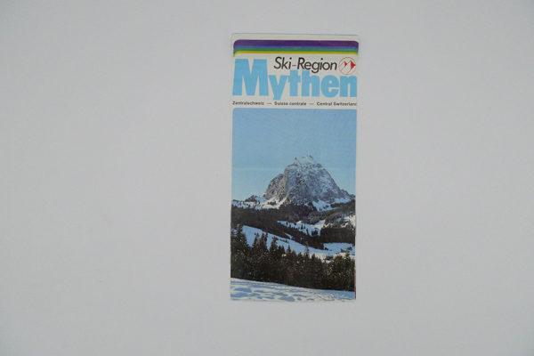 Ski-Region Mythen