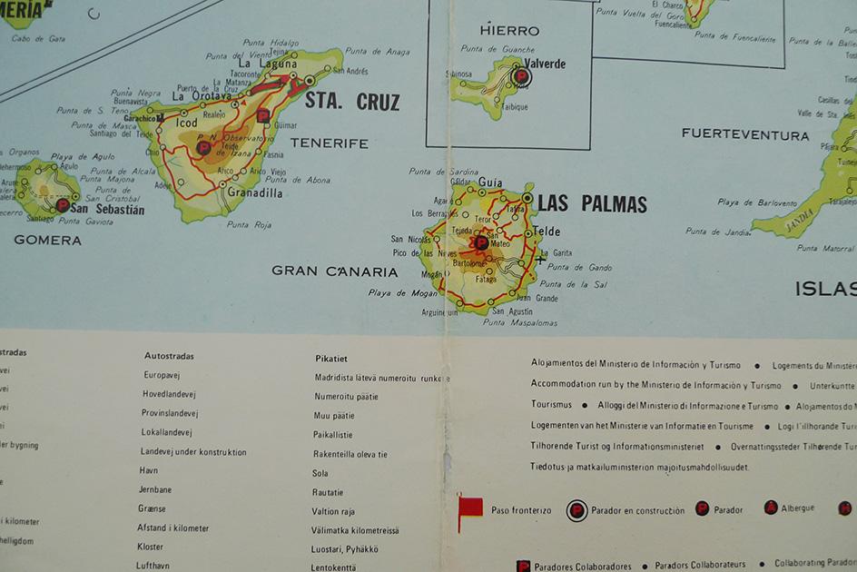 españa mapa de comunicaciones