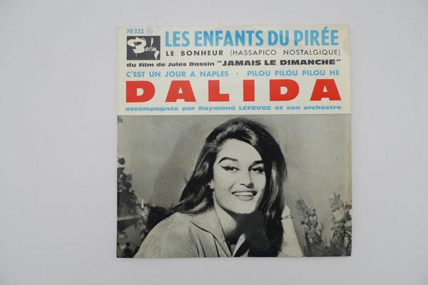 Dalida; Les Enfants Du Pirée