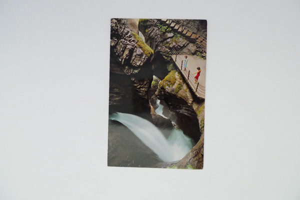 Trümmelbachschlucht bei Lauterbrunnen