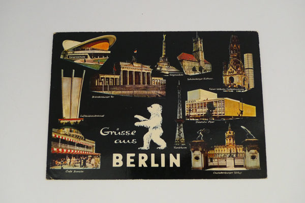 Grüsse aus Berlin