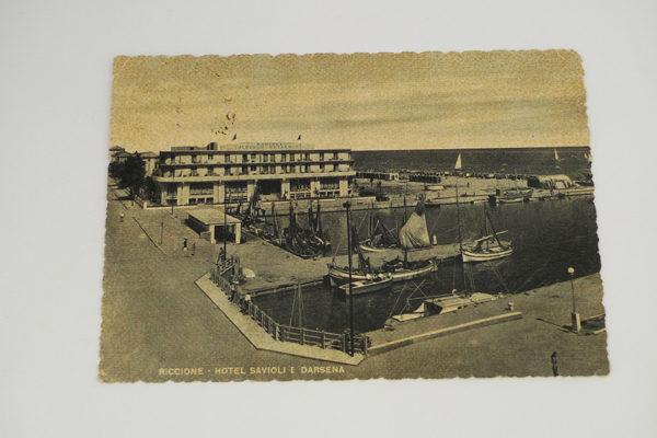 Riccione, Hotel Savioli e Darsena