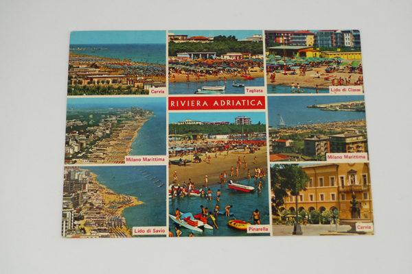Saluti della Riviera Adriatica