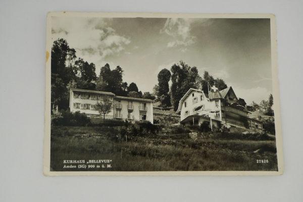 Kurhaus Bellevue, Amden