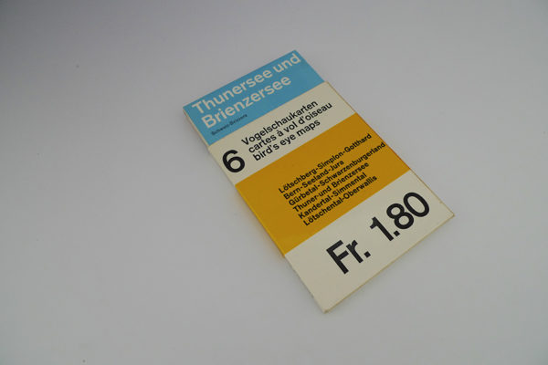 BLS; 6 Vogelschaukarten