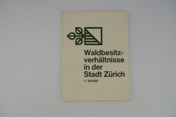 Waldbesitzverhältnisse in der Stadt Zürich