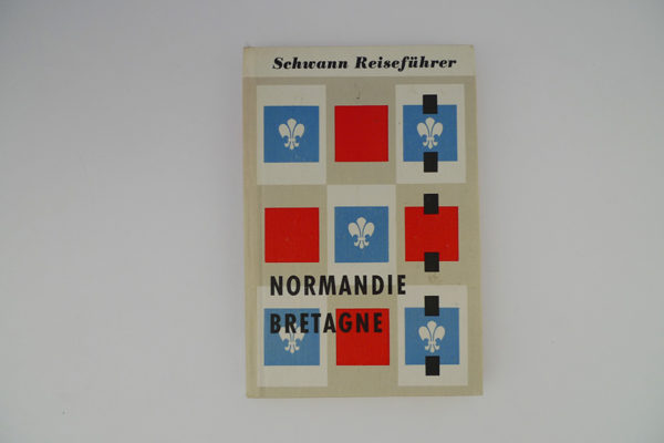 Schwann Reiseführer Normandie Bretagne