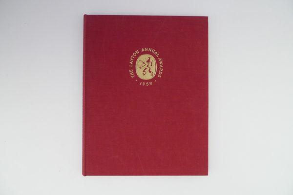 The Layton Annual Awards 1959