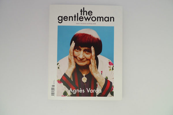The gentle woman; Issue n° 18