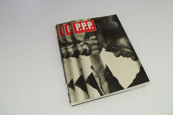 Pier Paolo Pasolini P.P.P.