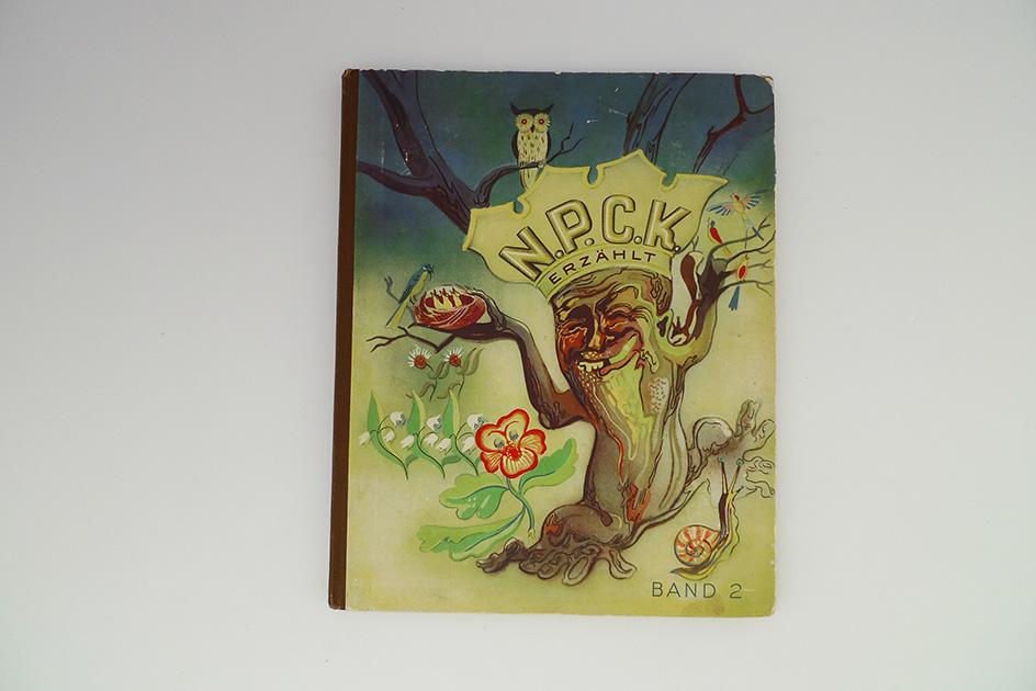 N.P.C.K. erzählt; Band 2