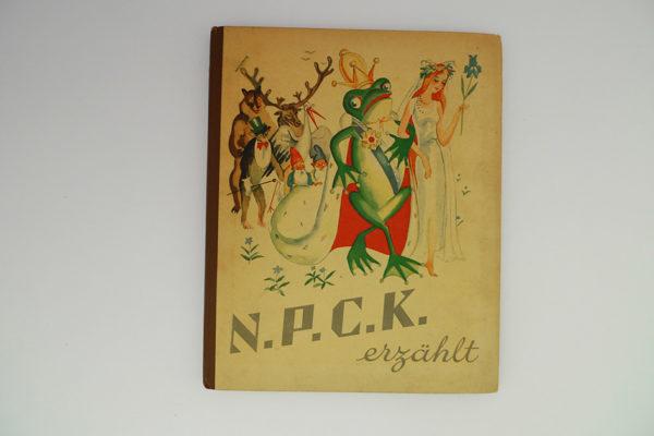 N.P.C.K. erzählt; Band 1