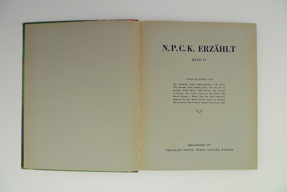 N.P.C.K. erzählt; Band 4