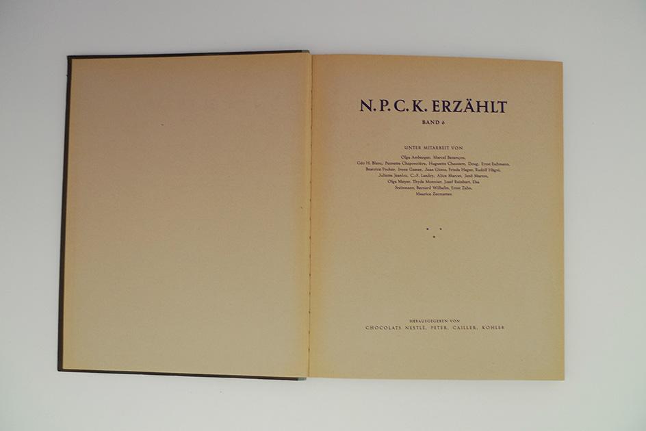 N.P.C.K. erzählt; Band 6