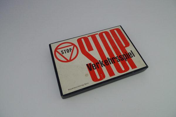 STOP - Verkehrsspiel